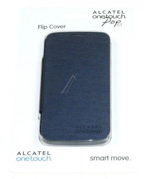 FGCGB33A0A14C1A1 ALCATEL ONETOUCH FLIPCOVER FC7040 (BLUISH BLACK) ALCATEL,3