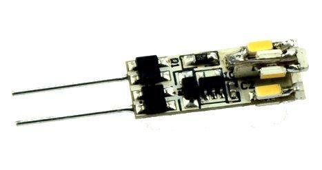 Żarówka | Lampa LED G4 1W (Ciepły biały),0