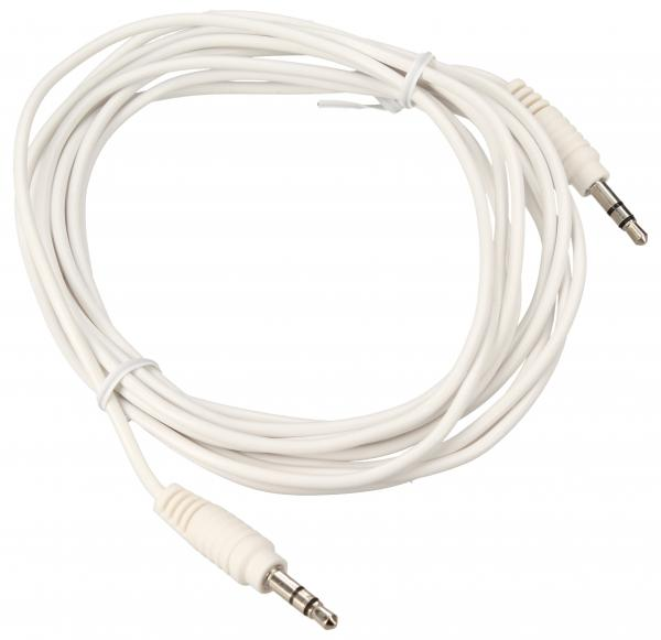Kabel Jack 3,5mm stereo (wtyk/ wtyk) | (UltraSlim),0
