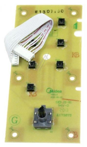 Płyta modułu sterowania do mikrofalówki 261400600020,0