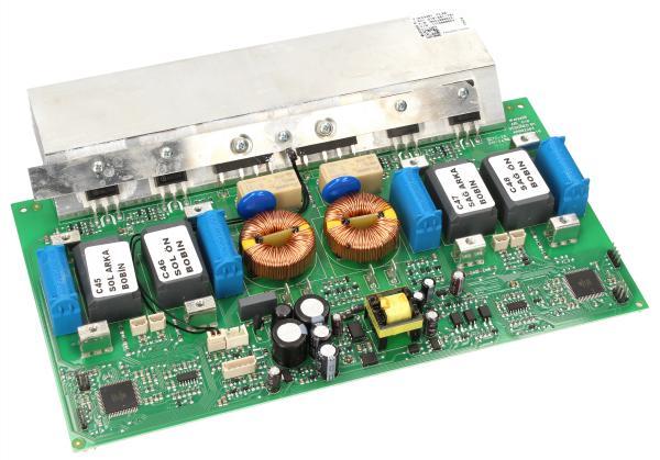 662000028 płyta główna indukcji z radiatorem ARCELIK,0