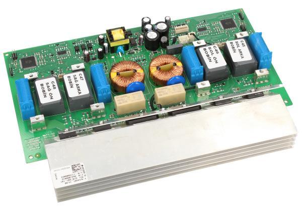 662000028 płyta główna indukcji z radiatorem ARCELIK,1