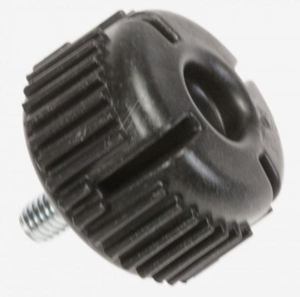 DA6100805E FOOT-FRONTARAM-PJT,PP,BLACK SAMSUNG,0