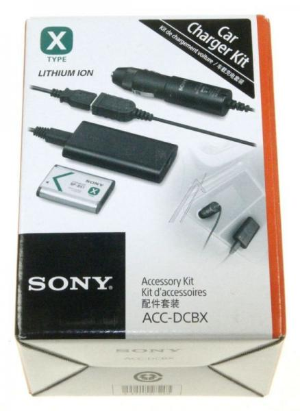 ACCDCBXCE7 SONY CAR CHARGER KIT FOR ACTION CAM SONY,0