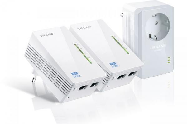 Transmiter | Adapter Powerline TP-Link TLWPA4226TKIT,0