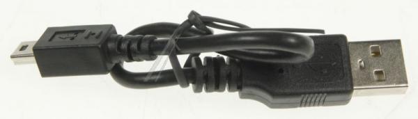 996580003187 Kabel usb 20cm, czarny PHILIPS,0