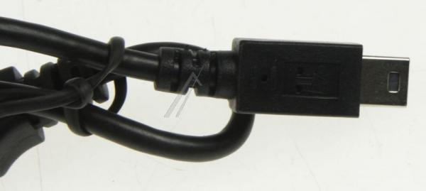 996580003187 Kabel usb 20cm, czarny PHILIPS,1