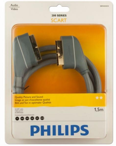 Kabel SCART 1.5m SWV4541S10 (wtyk/wtyk),0