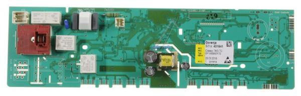 Moduł elektroniczny skonfigurowany do pralki 431641,0