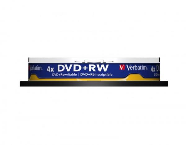 Płyta DVD+RW Verbatim 43488,1