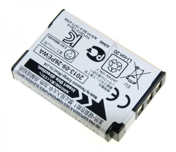 NP-48 Bateria | Akumulator 3.6V 1010mAh do kamery 16406658,0