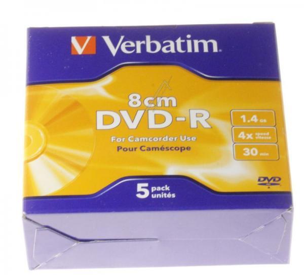 Płyta DVD-R 1.46GB 5szt. Verbatim 43510,1