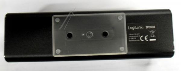 SP0038 DISCOLADY Głośnik z odtwarzaczem mp3 i radiem FM LOGILINK,3