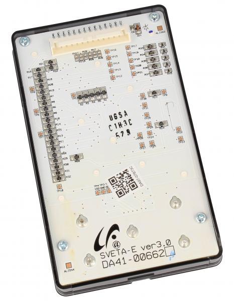 DA9707873C ASSY COVER DISPLAYSVETA-PJT,LED, ICE BL SAMSUNG,1