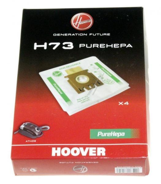 Worek do odkurzacza H73 4szt. 35601375,0