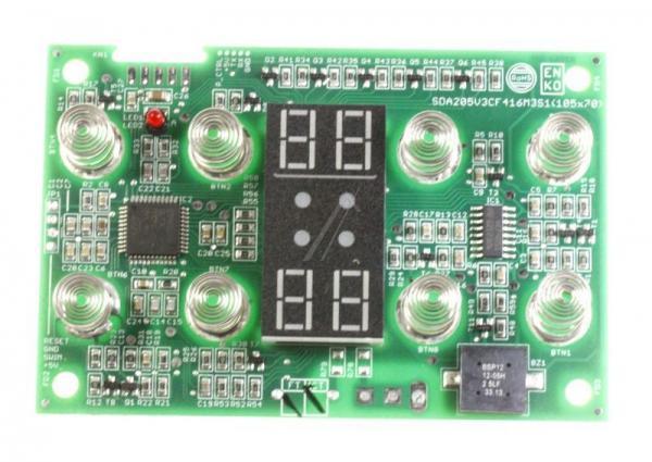 163260062 INDUCTION TC FOUR EYED ARCELIK,0