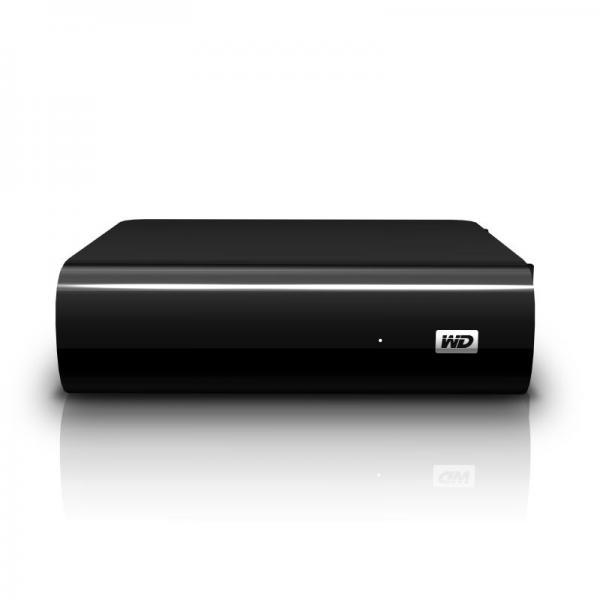 HDD | Dysk twardy zewnętrzny USB 3.0 1TB  WDBGLG0010HBKEESN,1