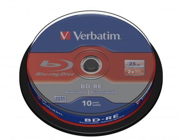 Płyta BD-RE Verbatim 43694,0