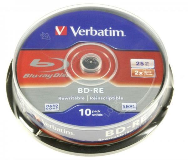 Płyta BD-RE Verbatim 43694,2