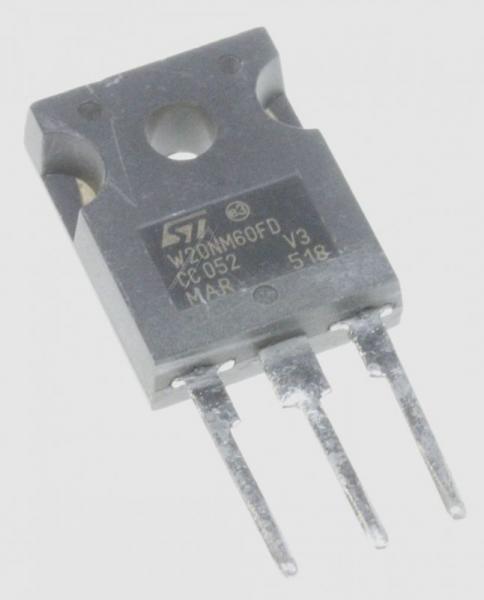 STW20NM60FD Tranzystor,0