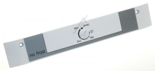 Front | Maskownica panelu sterowania do lodówki 460995,0