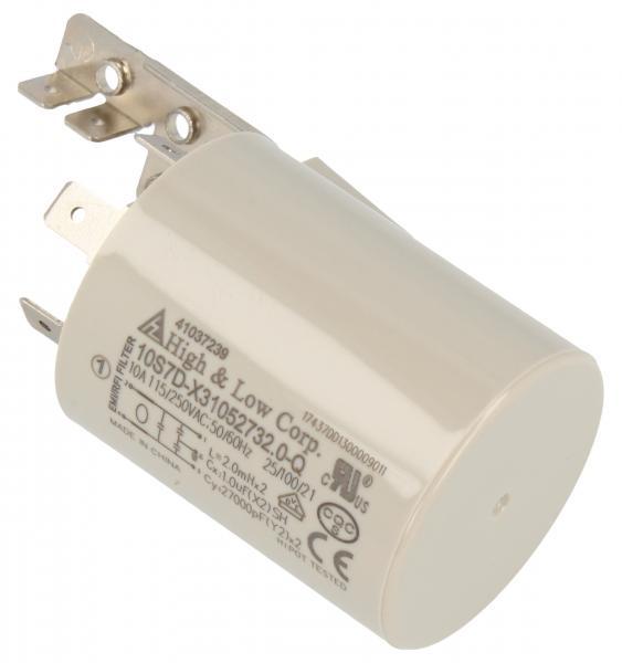 Filtr przeciwzakłóceniowy do pralki 41037239,0