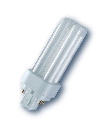 Żarówka | Świetlówka energooszczędna GX24Q3 26W Osram Duluxd/e (Ciepły biały),0
