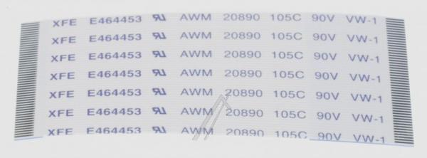 30077604 CABLE FFC 50P/60 0.5MM UL20861 ROHS VESTEL,0