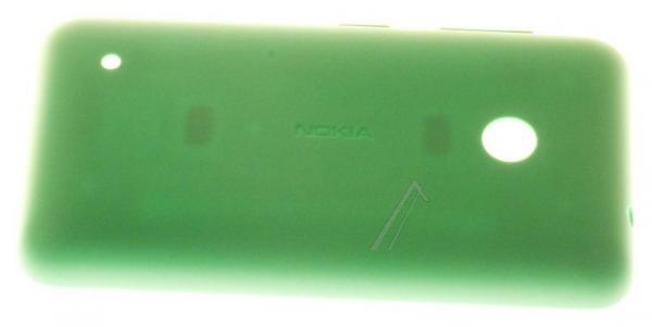 Klapka baterii do smartfona Lumia 530 02507L4 (zielona),0