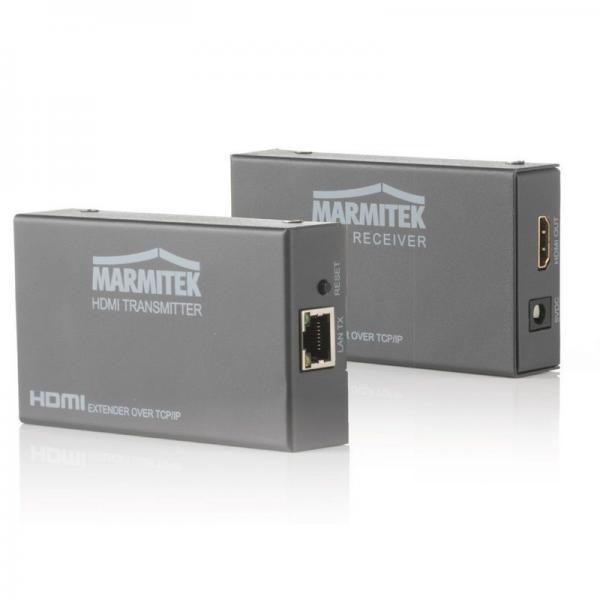 Konwerter RJ-45 - HDMI (gniazdo/ gniazdo) Marmitek 08161,0