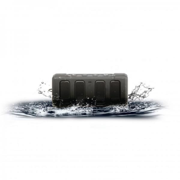 08216 BOOMBOOM250 wodoodporny i wstrząsoodporny głośnik przenośny bluetooth MARMITEK,0