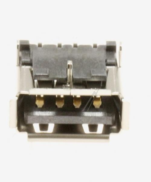 3722003457 JACK-USB4P/1C,NI,BLK,A SAMSUNG,1