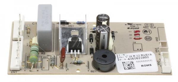 4360623900 K2-V37 D542XXN CONTROL BOARD ARCELIK,0
