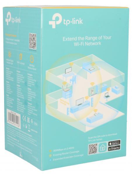 Repeater | Wzmacniacz sygnału WiFi TP-Link TLWA860RE,1