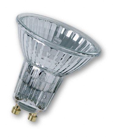 Żarówka halogenowa GU10 z reflektorem,0