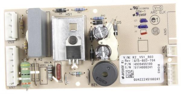 4939450100 CONTROL BOARD ASSY.(KARDELEN_B905) ARCELIK,0