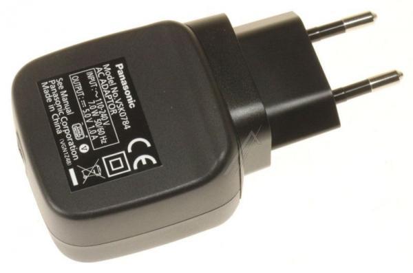 Zasilacz | Ładowarka sieciowa bez kabla do kamery VSK0784GA,0