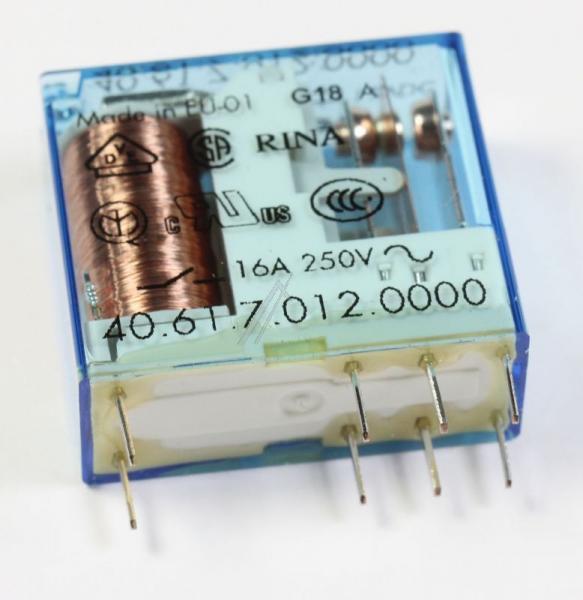 406170120000 12VDC16A250VAC RELAIS, 1 WECHSLER FINDER,0