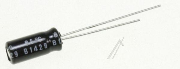 22uF   16V Kondensator elektrolityczny bipolarny 85°C NICHICON5mm,0