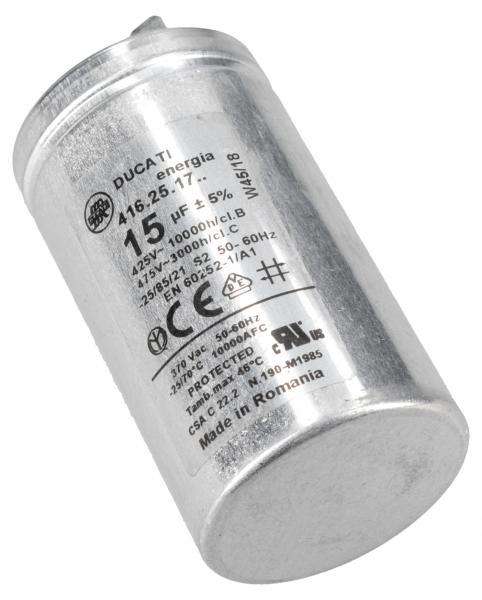Kondensator rozruchowy 15,0UF475VFASTON6,3MM,0