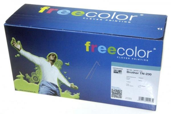 TN230YFRC Toner żółty, 1,4K FREECOLOR,2