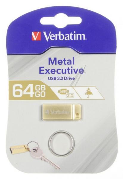 Pendrive | Pamięć USB 3.0 64GB Verbatim 99106,3