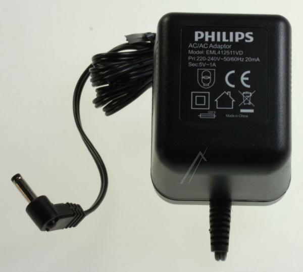 996580004988 ADAPTOR VDE-STD AC AC EML41251 PHILIPS,1