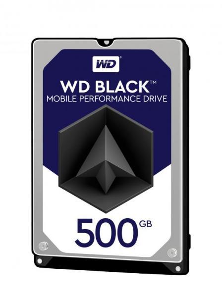 "WD5000LPLX WDBLACK 500GB 2,5\""/SATA-3 FESTPLATTE WESTERN DIGITAL,0"