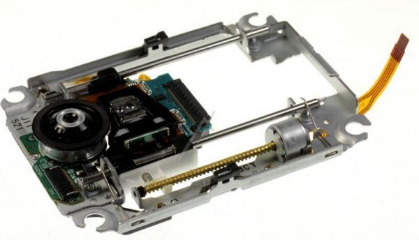 Laser z mechanizmem,0
