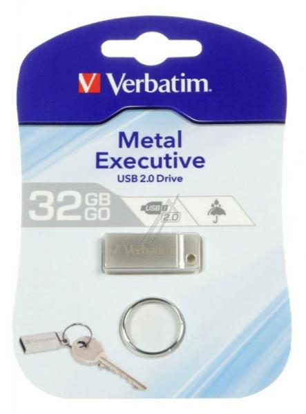 Pendrive | Pamięć USB 2.0 32GB Verbatim 98749,3