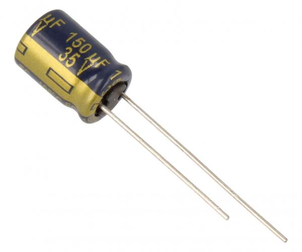 Kondensator elektrolityczny EEUFC1V151,0