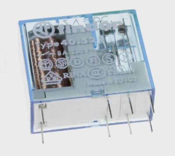 405270120000 12VDC8A250VAC RELAIS, 2 WECHSLER FINDER,0