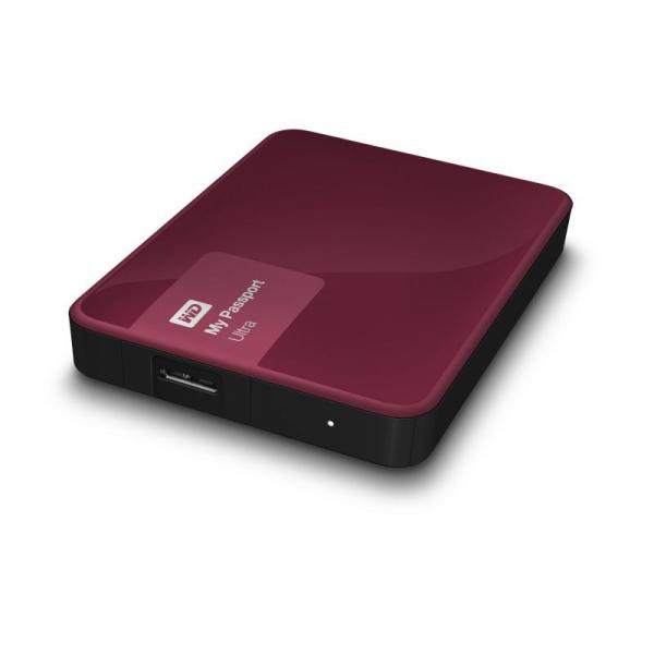 "WDBWWM5000ABYEESN MYPASSPORTULTRA 500GB 2,5\""/USB3.0 FESTPLATTE, RD WESTERN DIGITAL,0"