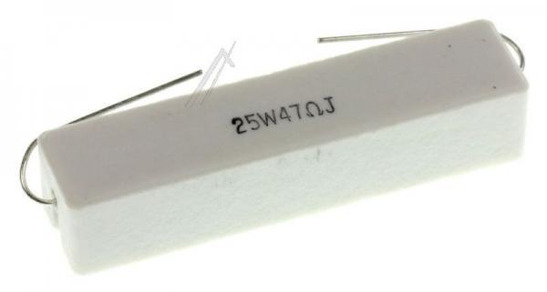 47R | 5W | Rezystor drutowy 47R25W,0